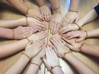 Linelių grupės rankytės